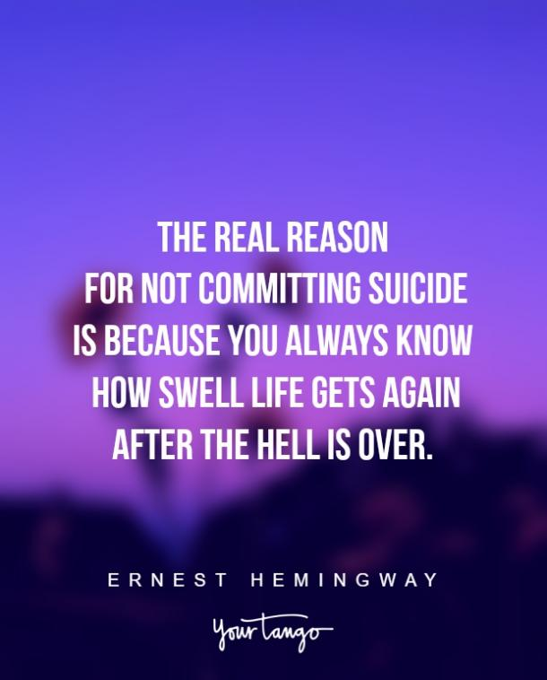 quotes for suicide survivors and depression