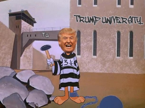 Funny Trump Prison And Jail Meme