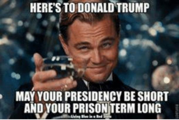 18 Of The BEST And Funniest Trump Prison And Impeachment Memes