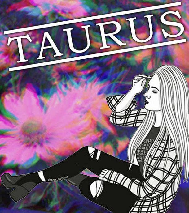 taurus fall zodiac