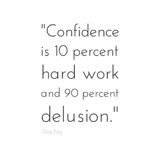 Tina Fey women quote