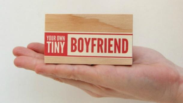 Best Divorce Gifts For Women: Tiny Boyfriend