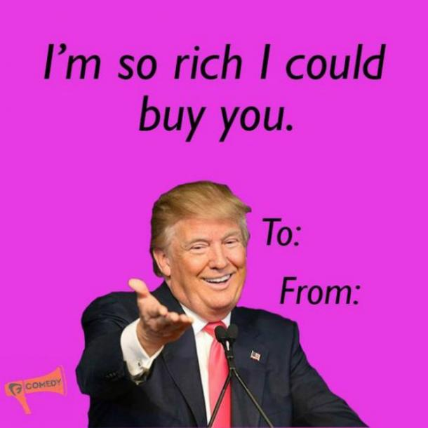 trump small loan of a million dollars quote