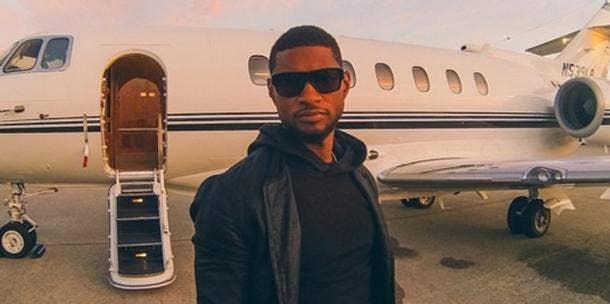 Usher - Instagram