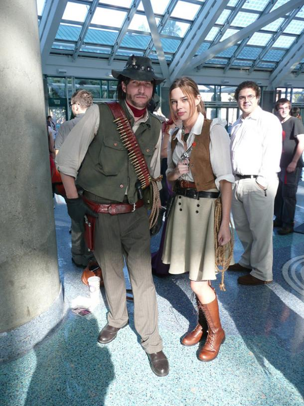 Marston Red Dead Redemption Video Game Cosplay Halloween Costume Ideas