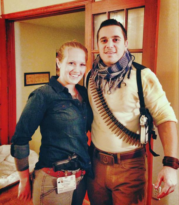 Uncharted Video Game Cosplay Halloween Costume Ideas