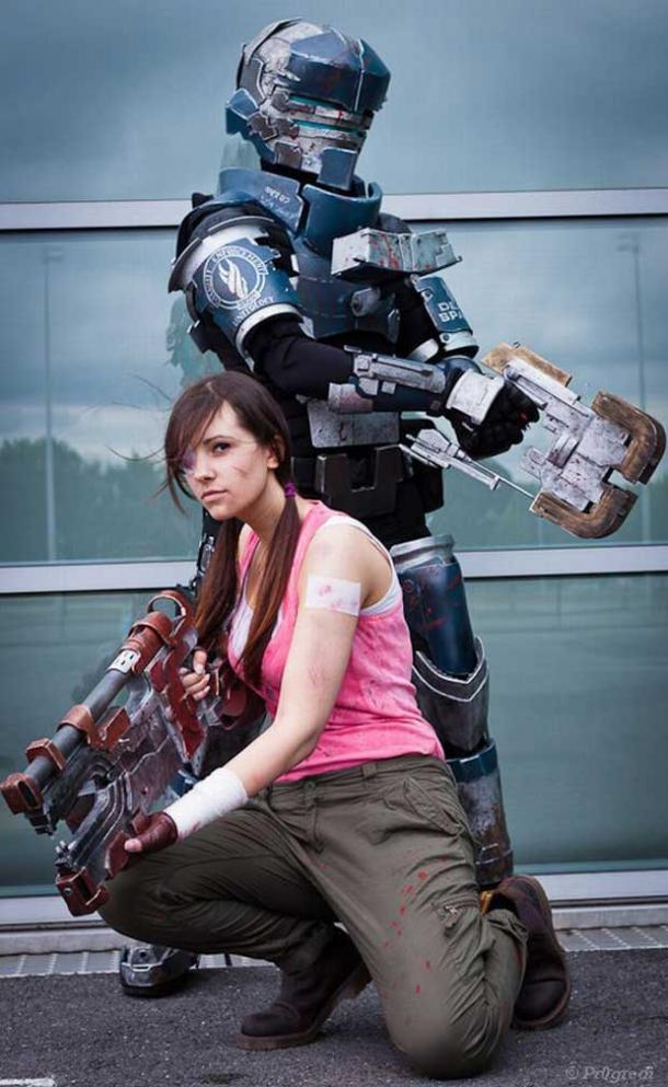 Dead Space Video Game Cosplay Halloween Costume Ideas