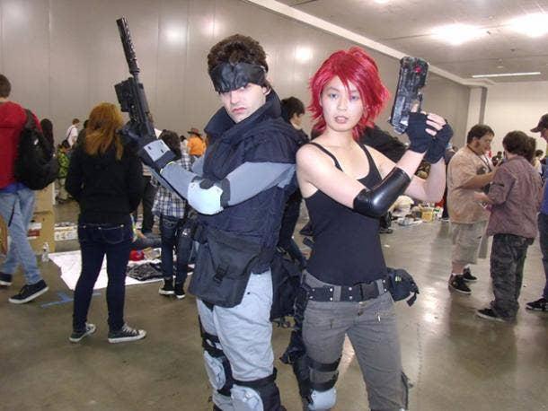 Metal Gear Video Game Cosplay Halloween Costume Ideas