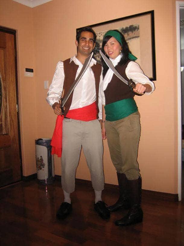 Monkey Island Video Game Cosplay Halloween Costume Ideas
