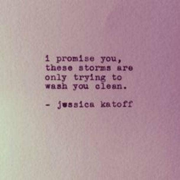 washing you clean