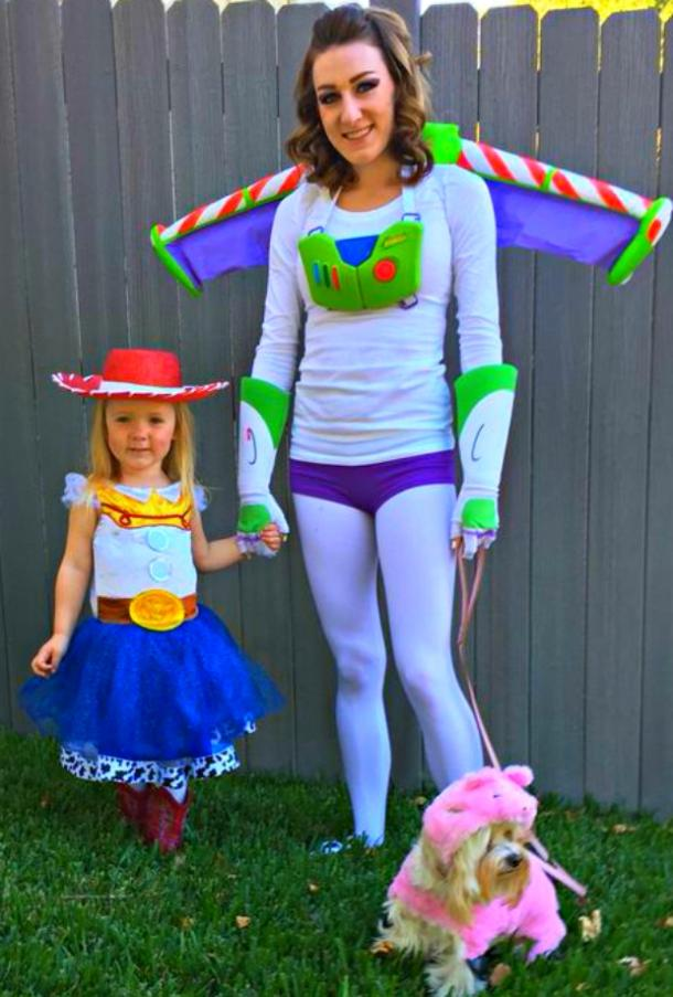 Mom And Baby Boy Matching Halloween Costumes.15 Adorable Matching Mother Daughter Halloween Costume Ideas