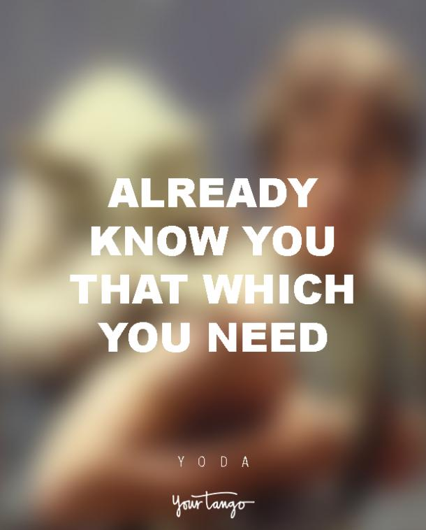 Yoda Quotes Relationship Advice Star Wars Quotes