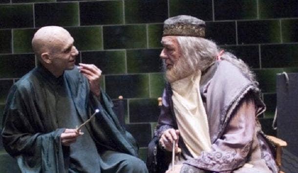 Dumbledore Fantastic Beasts J K Rowling