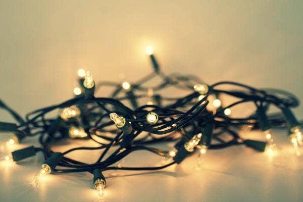 Christmas Light Hack