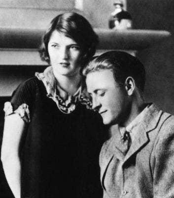 """<a href=""""http://scottandzeldafitzgerald.tumblr.com/post/23309550247/in-the-autumn-of-1923-zelda-was-interviewed-by-a"""">scottandzeldafitzgerald.tumblr.com</a>"""