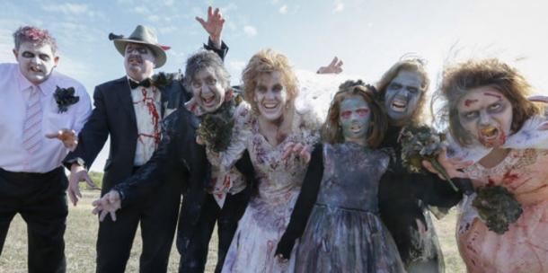 Zombie Weddings