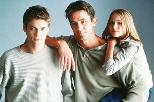 Shane West and Evan Rachel Wood on Once And Again