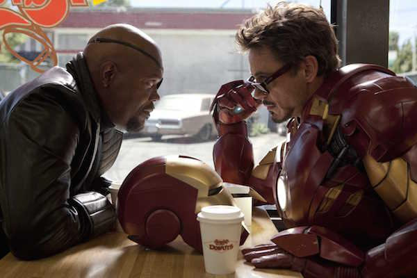 from Iron Man 2