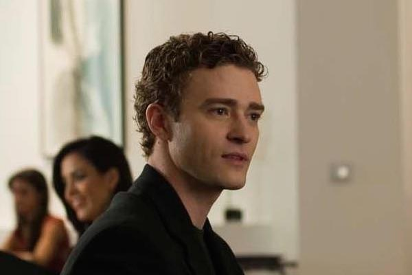 Justin Timberlake from The Social Network