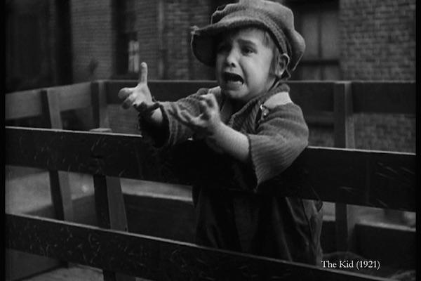 Jackie Coogan from The Kid