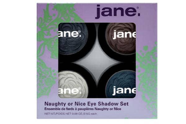 Jane Cosmetics Naughty Or Nice Eye Shadow