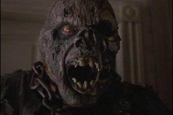 Kane Hodder from Friday the 13th Part 7: The New Blood
