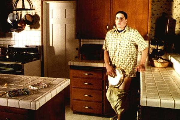 Jason Biggs from American Pie