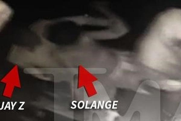Solange and Jay Z elevator fight