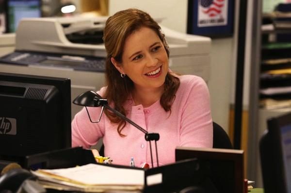 Jenna Fischer from The Office
