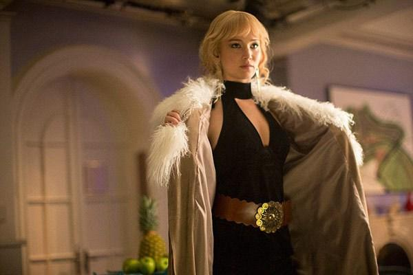 Jennifer Lawrence from X-Men: Days of Future Past