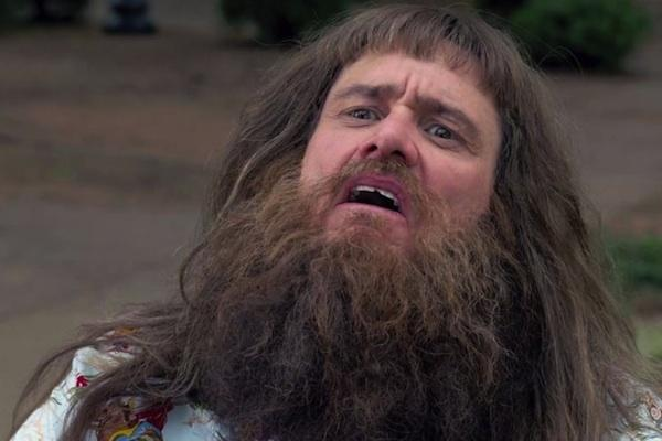 Jim Carrey from Dumb and Dumber To