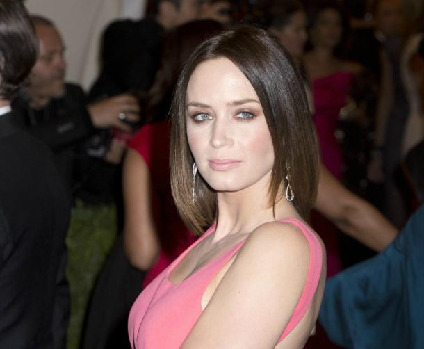 Emily Blunt - The Baroness