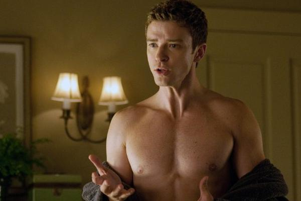 Justin Timberlake in Friends With Benefits