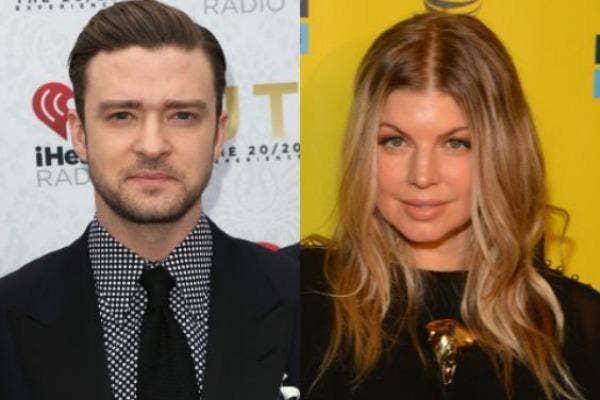 Justin Timberlake & Fergie