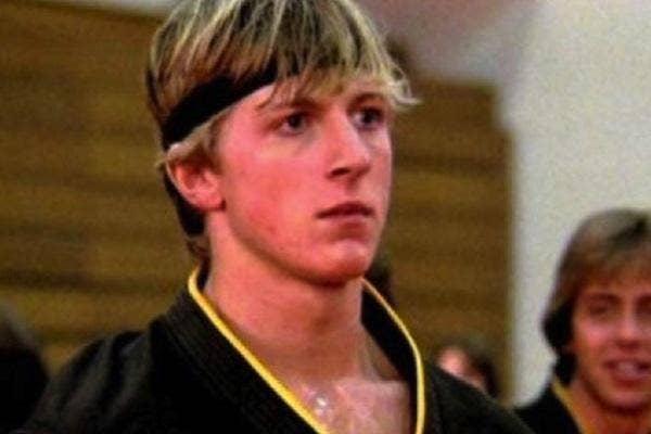 William Zabka from The Karate Kid