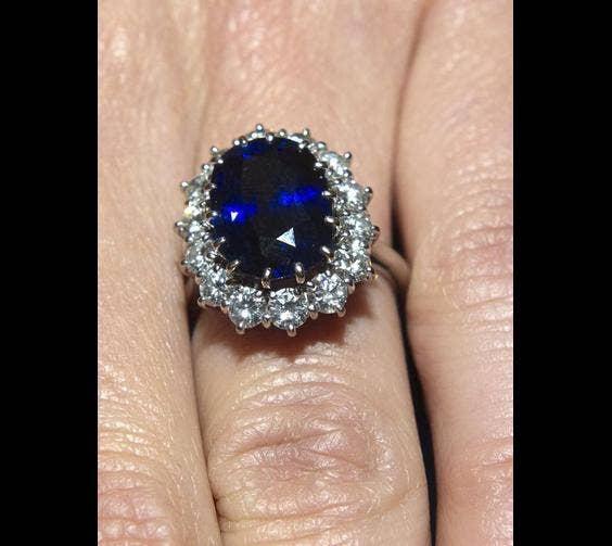 Kate Middleton's Ring