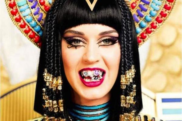 Katy Perry from Dark Horse
