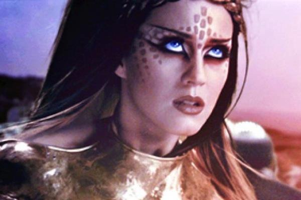 Katy Perry from Extraterrestial ET