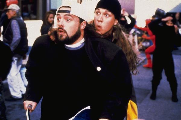 Kevin Smith from Jay and Silent Bob Strike Back