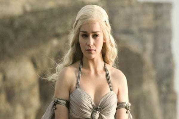 khaleesi game of thrones