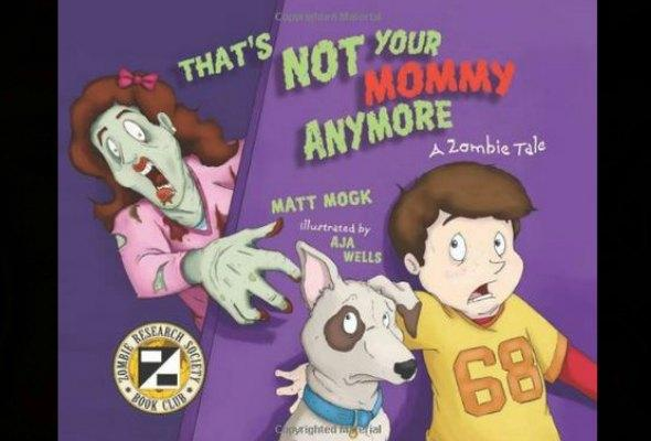 That's Not Your Mommy Anymore book