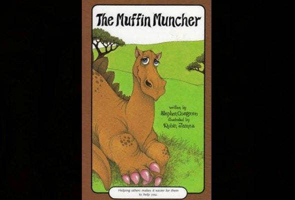 The Muffin Muncher book