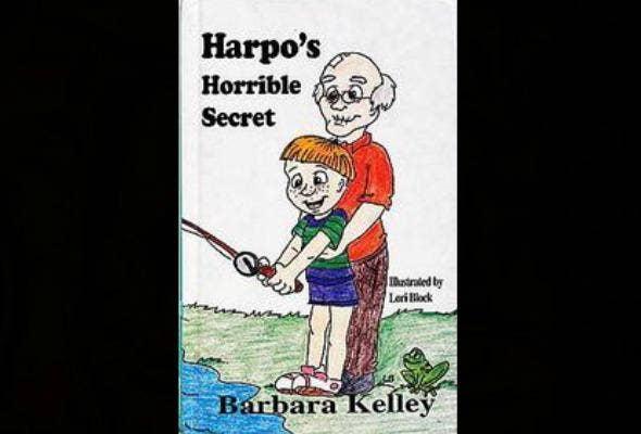 Harpo's Horrible Secret book