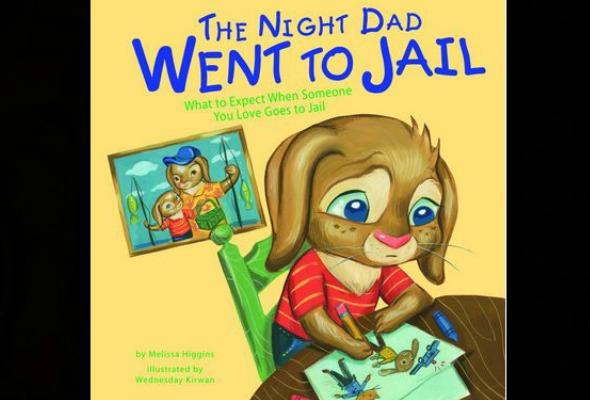 The Night Dad Went To Jail book