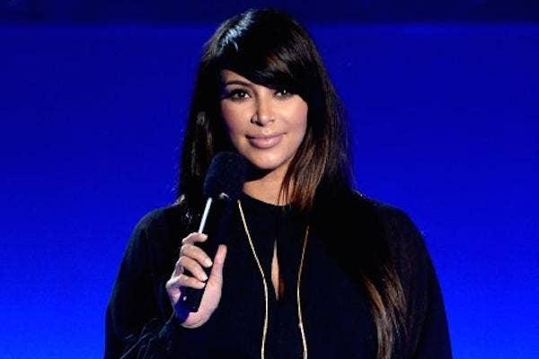 Kim Kardashian from IMDB.com