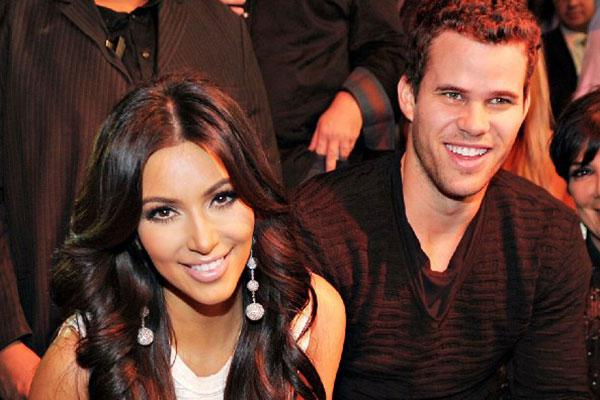 kim kardashian and kris humpheries