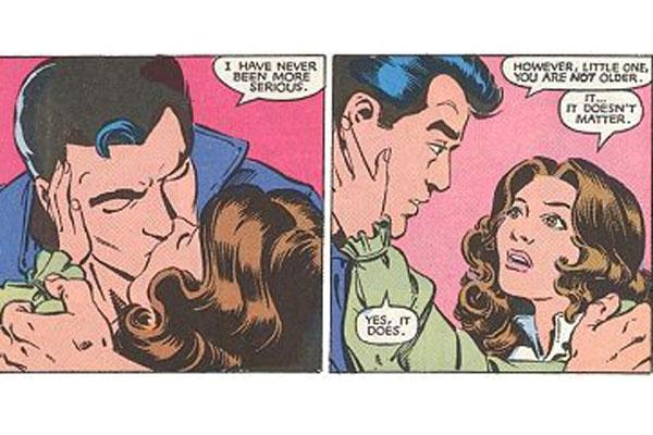 "Super Dysfunctional Superhero Couples: Colossus and Kitty Pryde of ""X-Men"""