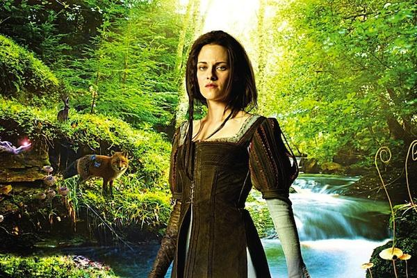Kristen Stewart from Snow White and The Huntman
