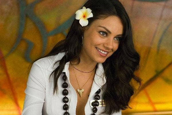 Mila Kunis, Forgetting Sarah Marshall, cool, celebrity, forgetting sarah marshall mila kunis, mila kunis forgetting sarah marshall, mila kunis love