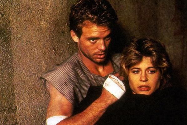 kyle reese sarah connor from Terminator